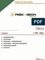 Apresentação Risk Vision Basic 070720151