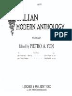 Tema e Variazioni Carlo Angelelli