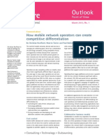 Accenture Outlook How Mobile Network Operators Create Differentiation