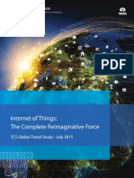 Internet of Things the Complete Reimaginative Force
