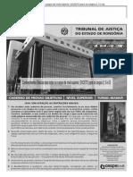 Cespe 2012 Tj Ro Analista Judiciario Conhecimentos Basicos Todos Os Cargos Prova Email