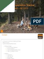 CE Tracker MO RO Quarterly Report Q2-2013 Final