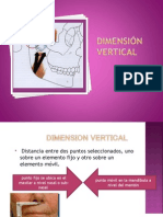 Dimension Vertical o Cl Us i On