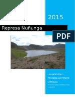 Represa  Ñuñunga