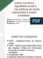 Direitos Humanos, Desigualdade Social e Políticas Públicas