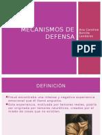 Mecanismos de Defensa de Freud