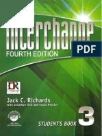 InterChange 3 Nivel - 4 Edicion