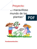Proyecto Las Plantas