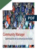 Community Manager Modulo 2