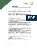 1 Caracteristicas Principales INVERSOR GAMESA E-1.25MW