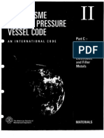 Asme Sec II-C (2001) - Boiler and Pressure Vessel Code - Specifications for Welding Rods, Electrodes and Filler Metals