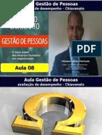 Avalição de Desempenho - Prof.ubiratan Carlos