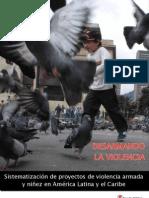 Desarmando la violencia