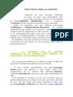 Libertad Financiera- Agustin Grau