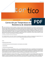 2015 FEB - Correccion Temperatura en Prueba Resistencia Aislamiento