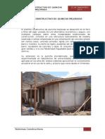 Sistema Constructivo de Quincha Mejorada _INFORME