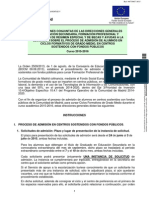 2015-06-15 Instrucciones Admision CFGM 2015 2016