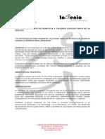 Propuesta Monteria - Ingenio