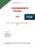 EMPODERAMIENTO SOCIAL