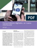 Consumidor Digitales Un Nuevo Interlocutor