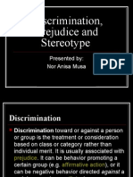 Real Discrimination(2)