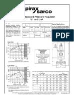 Valve Spirax Sarco 25P Ti-3-015-Us