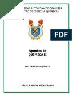 Quimica II Apuntes Agosto-2013