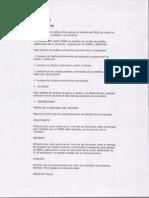 Diseño FMEA Parte 1