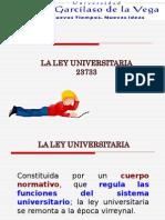 Ley Univ 23733
