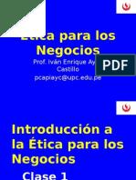 1_Etica Para Los Negocios