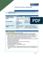 COM - U4 - 5to Grado - Sesion 05.doc