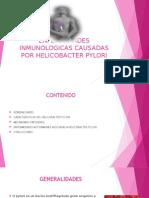 ENFERMEDADES INMUNOLOGICAS ASOCIADAS A H. PYLORI.ppt