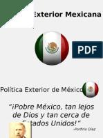 Política Exterior de México