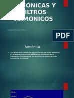 Armónicas y Filtros Armónicos