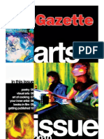 Friday, March 12, 2010 - Arts Issue