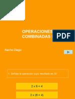 Operaciones Combinadas I