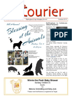October 2015 Courier