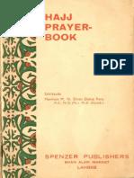 Hajj Prayer Book