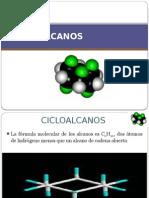 CICLO ALCANOS