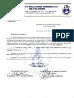 Suspención de Guardia Del Hilton a Jose Luis Reynoso