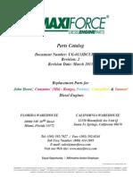 Maxiforce Catalog