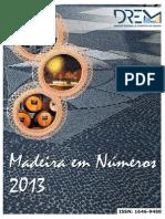 Madeira em Números - 2013