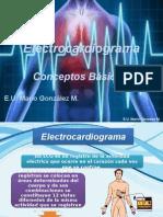 EKG, IAM y HTA