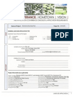 Severance Business Park Application