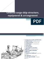 General Cargo Ship Structure, Equipment & Arrangement