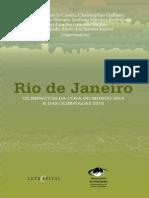 Rio de Janeiro Os Impactos Da Copa e Olimpiadas.