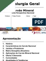 Carvao Mineral No Brasil