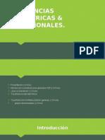 TOLERANCIAS GEOMETRICAS & DIMENCIONALES