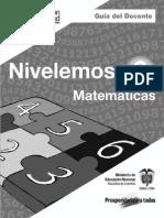 Matematicas 2 Docente Baja