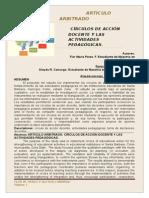 Articulo Arbitrado Flor Perez  Aleyda Camargo